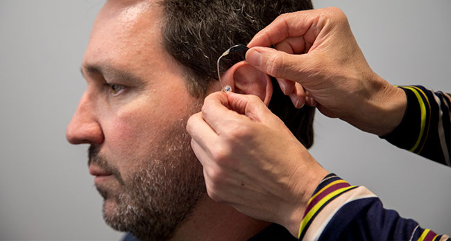 Choosing a Hearing Aid, Oakville Audiologist