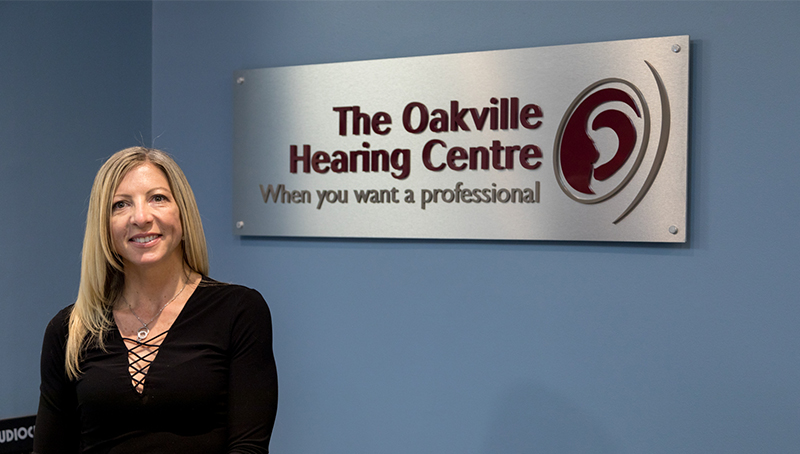 Oakville Hearing Centre, Audiologist