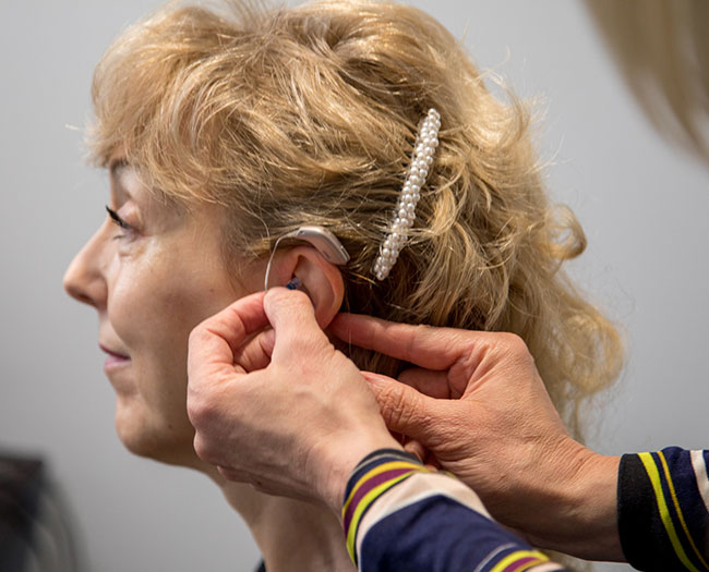 Hearing Aid Fitting | Oakville Hearing
